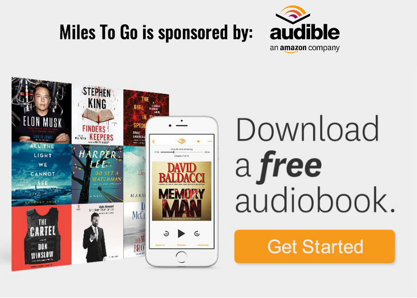audible trial